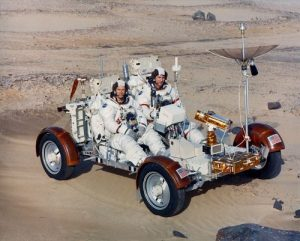 Facts about Lunar Roving Vehicle
