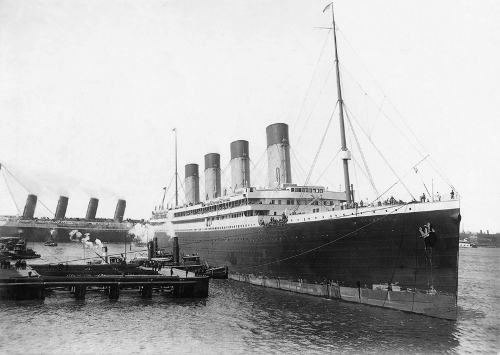 Facts about Lusitania