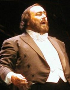 Facts about luciano pavarotti
