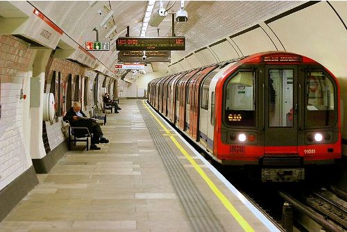 London Underground Pic