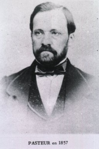 Louis Pasteur 1857