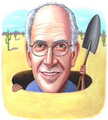 Louis Sachar Facts