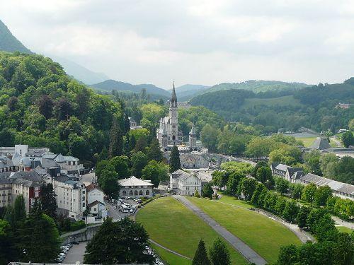 Lourdes Pilgrimage Pic