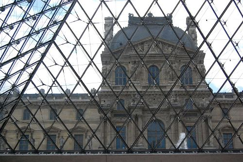 Louvre Pyramid Facts