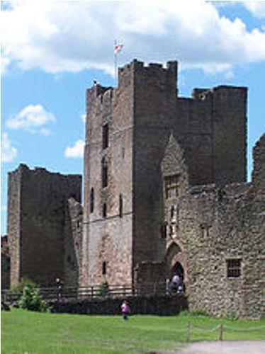 Ludlow Castle Image