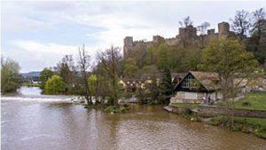 Ludlow Castle Pic