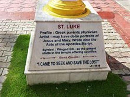 Luke in the Bible