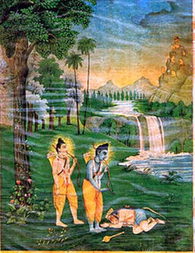 Rama Story