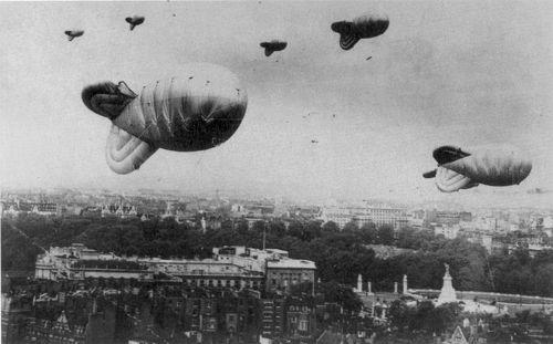 The Blitz History