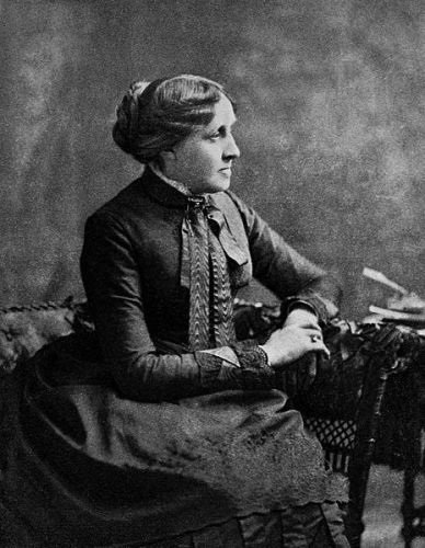 facts about Louisa May Alcott