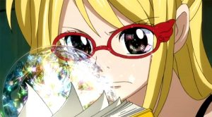 facts about Lucy Heartfilia