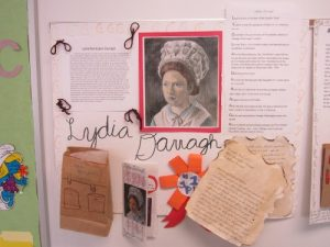 Facts about Lydia Darragh