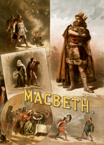 Facts about Macbeth by William Shakespeare