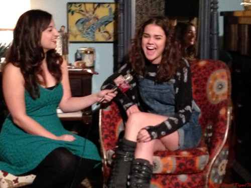 Facts about Maia Mitchell