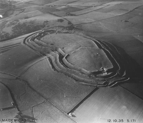Facts about Maiden Castle