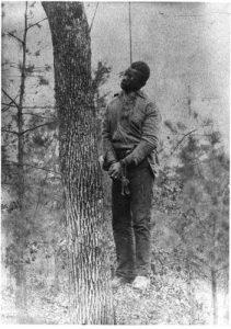 Lynching in America 1889