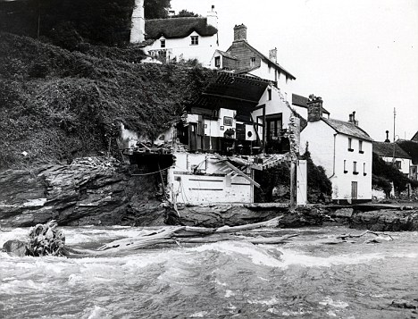 Lynmouth Flood