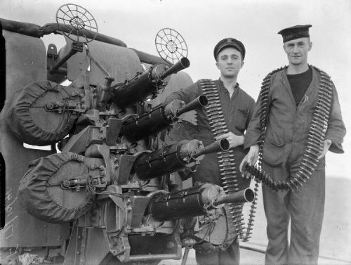 Machine Guns in WW1 Facts
