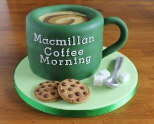 Macmillan Coffee Morning Event