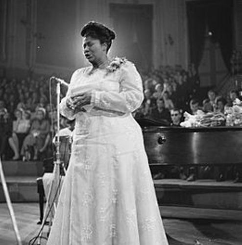 Mahalia Jackson Facts