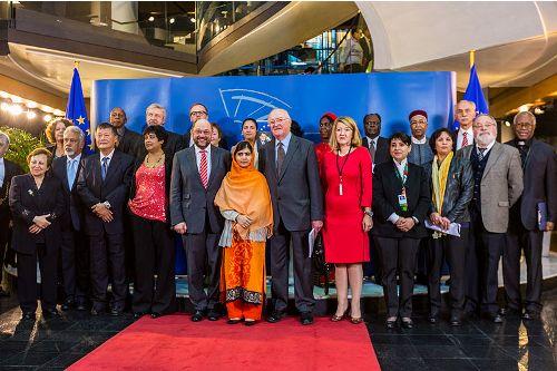 Malala Yousafzai Pic