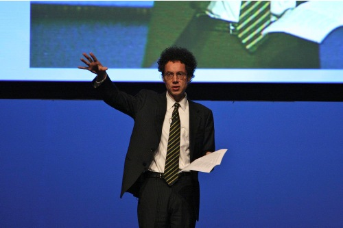 Malcolm Gladwell Facts