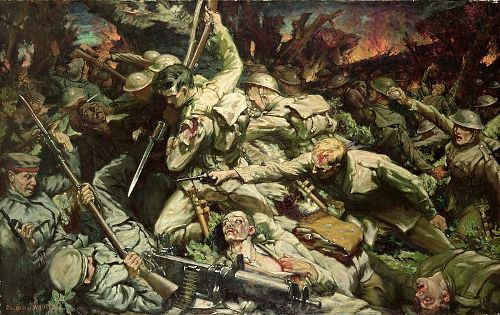 Facts about Mametz Wood