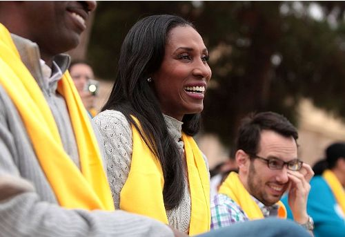 Lisa Leslie Facts