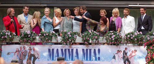 Mamma Mia Cast