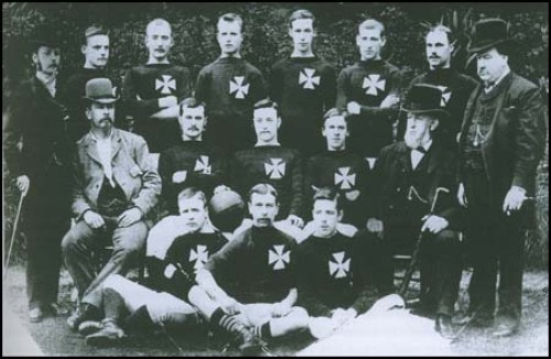 Manchester City 1884