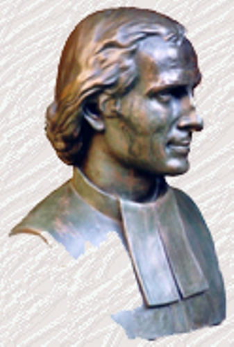 Marcellin Champagnat Bust