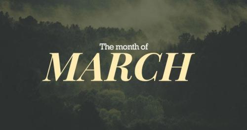March Month