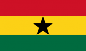 Marcus Garvey Flag of Ghana
