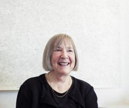 Margaret Calvert Pic