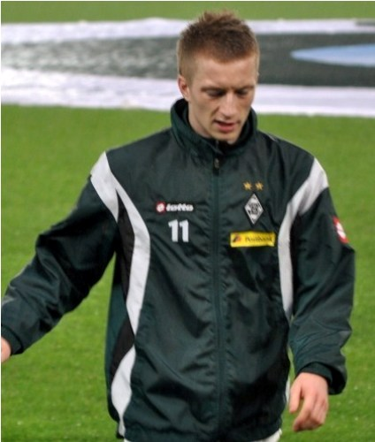 facts about Marco Reus