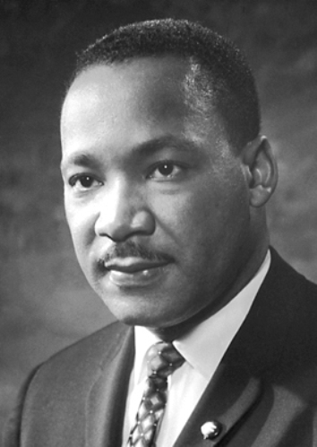 Facts about Martin Luther King Jr