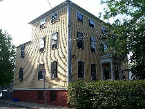 Margaret Fuller House