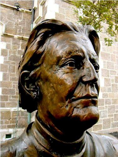 Margaret Mahy Bronze