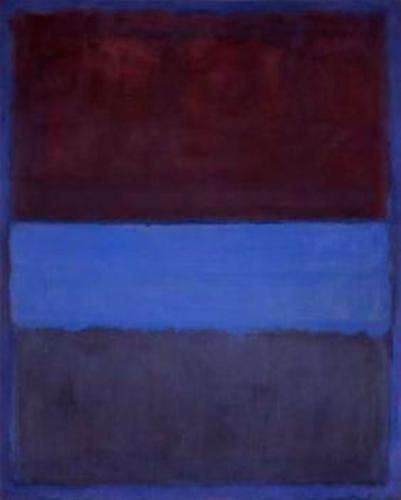 Mark Rothko no 61