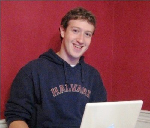 Mark Zuckerberg facts
