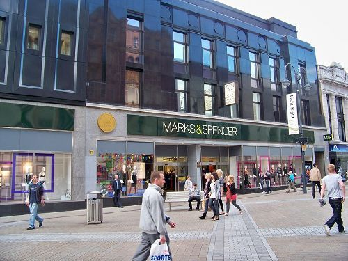 Marks and Spencer facts