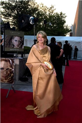 Martha Stewart Facts