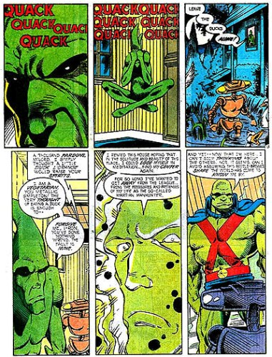 Martian Manhunter Facts