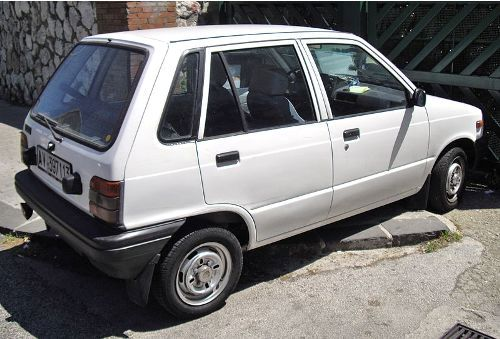 Maruti 800 Facts