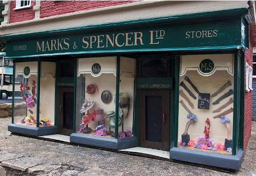 facts about Marks and Spencer