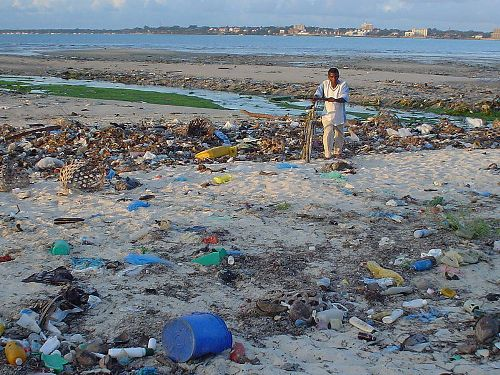 Facts about Marine Debris