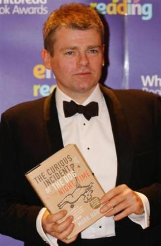 Facts about Mark Haddon