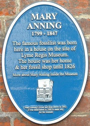 Facts about Mary Anning