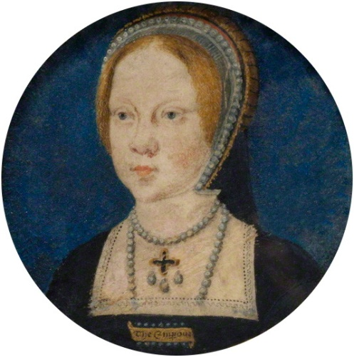 Facts about Mary I of England