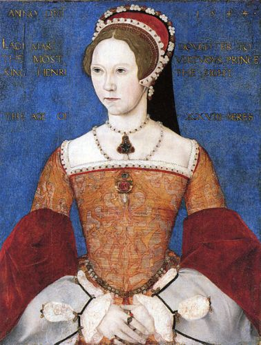 Mary I of England Facts